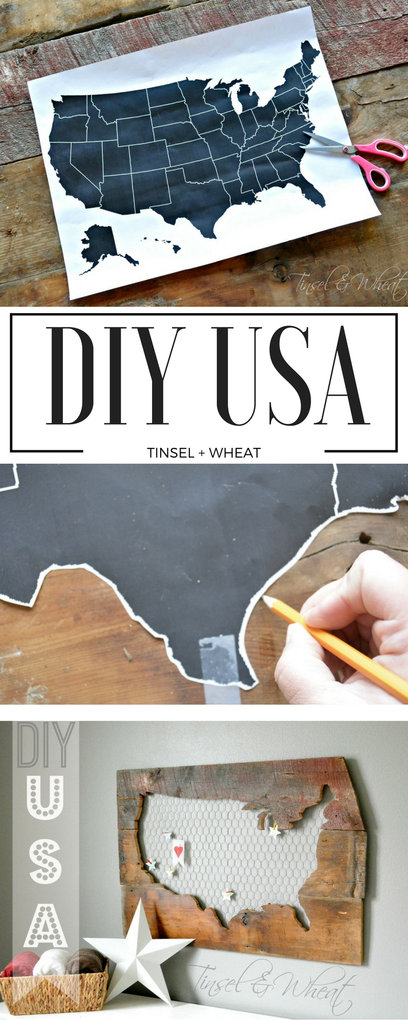 Barnwood DIY USA