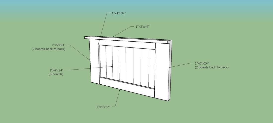 How To Build A Baby Gate Diy Baby Gate Plans Tinsel