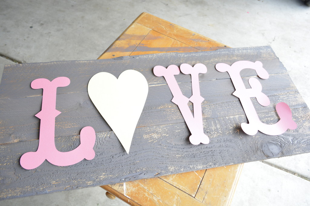 Love Sign Prep