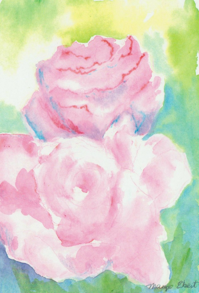 Roses Watercolor
