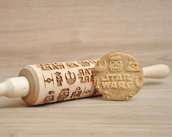 Star Wars Print Rolling Pin