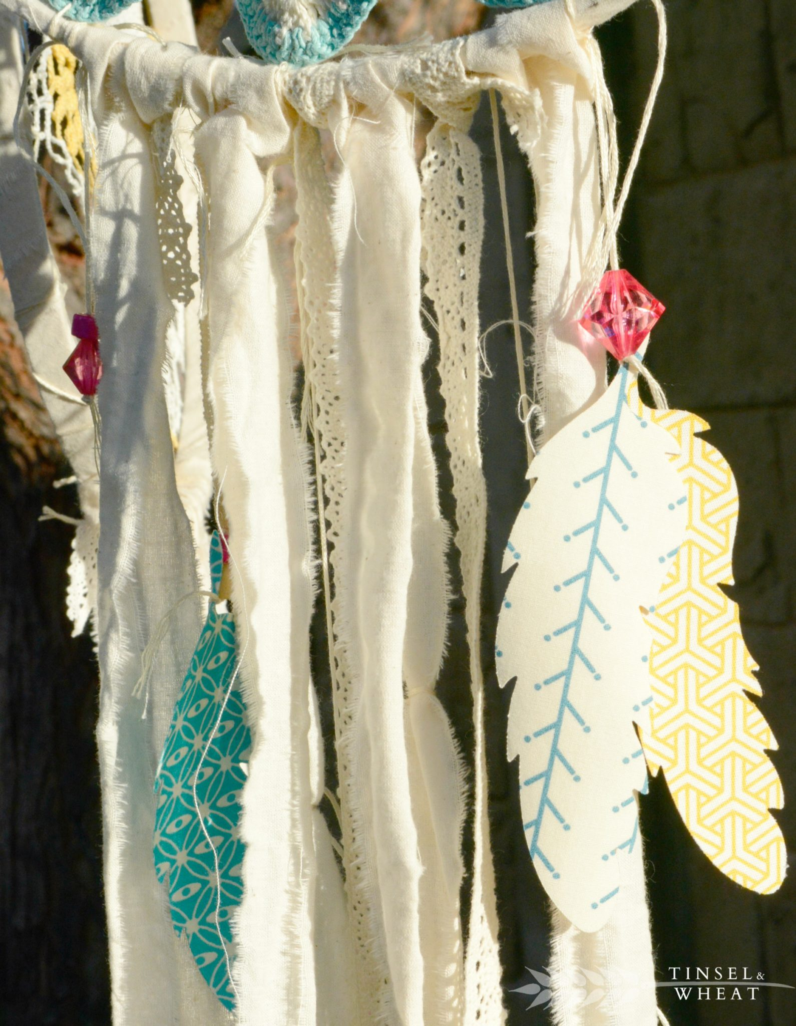 Dream Catcher Tails 101