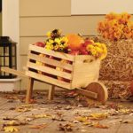 Home Depot DIH Workshop – Rustic Wheelbarrow