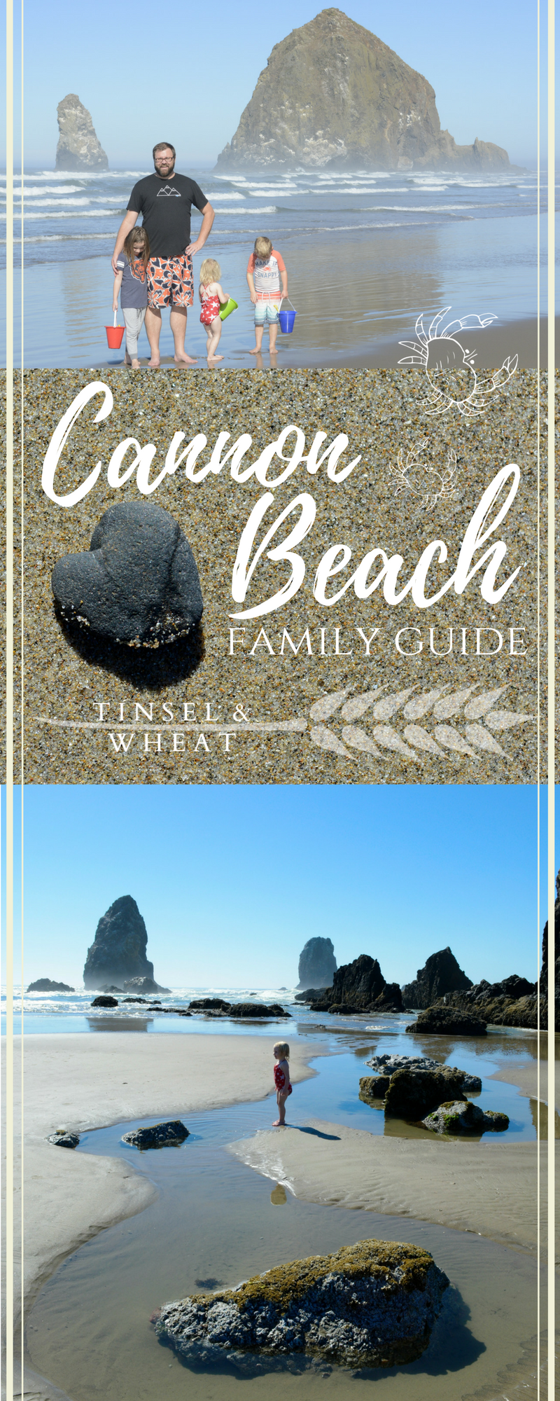 Cannon Beach Family Guide