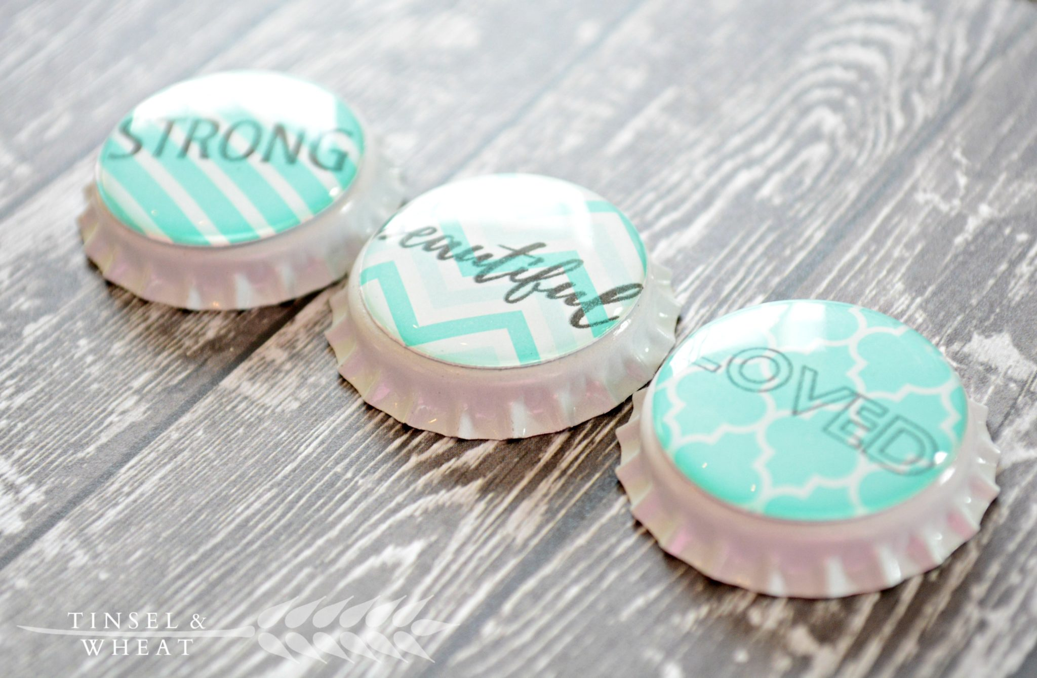 DIY Mothers Day Magnets