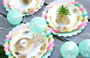 Adorable DIY Cereal Box Pineapples