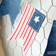 DIY Star Spangled Banner