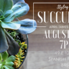 Styling with Succulents Workshop – April James Interiors